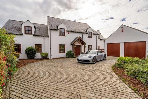 4 bedroom detached house for sale - Overton Lane, Overton Port Eynon, Swansea