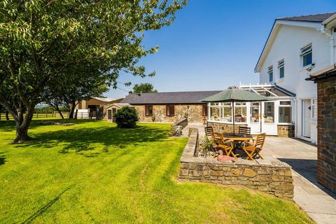 6 bedroom detached house for sale - Little Wern Halog Farm, Llanrhidian, Gower, Swansea