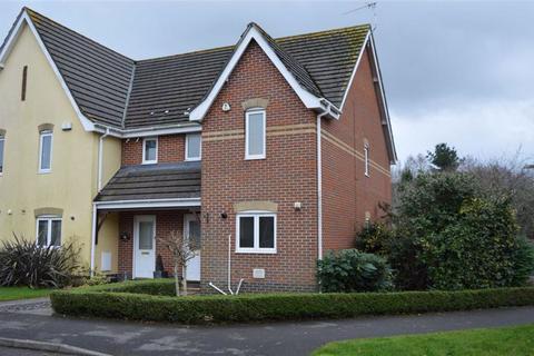3 bedroom end of terrace house for sale - Henbest Close, Wimborne, Dorset
