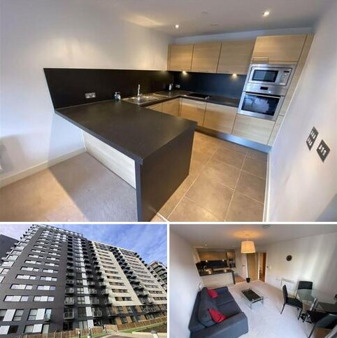 2 bedroom flat for sale - Cypress Place, New Century Park, Green Quarter