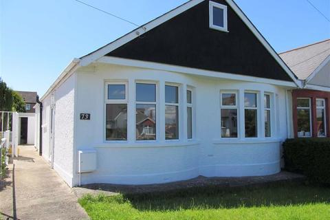 2 bedroom semi-detached bungalow to rent - Pontypridd Road, Barry, Vale Of Glamorgan
