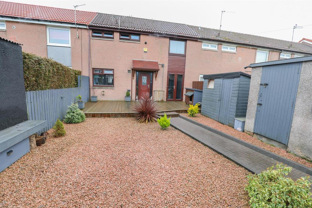 Cullen Drive Glenrothes 3 Bed Terraced House 99 995