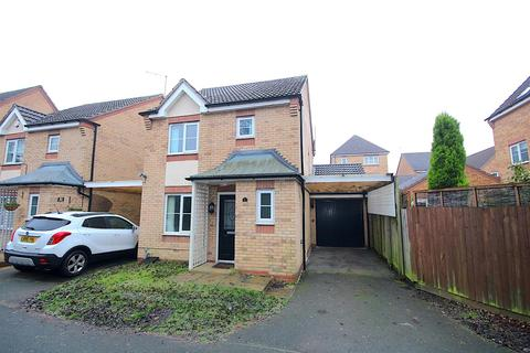 3 bedroom detached house for sale - Field Close, Thorpe Astley