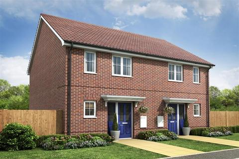 2 bedroom end of terrace house for sale - The Belford DOMV- Plot 395 (Coming Soon) at Broadgate Park, Atlantic Avenue NR7