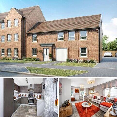 1 bedroom semi-detached house for sale - Plot 63, Alyesham at Orchard Green @ Kingsbrook, Aylesbury Road, Bierton HP22
