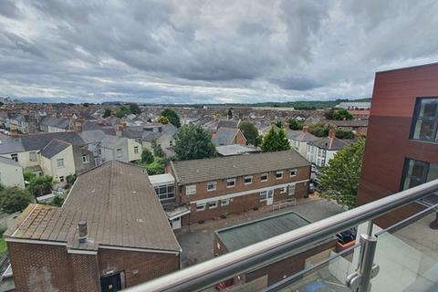 1 bedroom apartment for sale - WELLINGTON HOUSE - Modern, 4th Floor, Central Cardiff Apartment with Balcony and extensive views