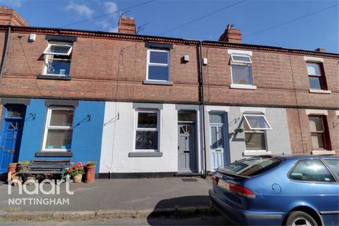 2 bedroom terraced house to rent - Doncaster Terrace, NG2