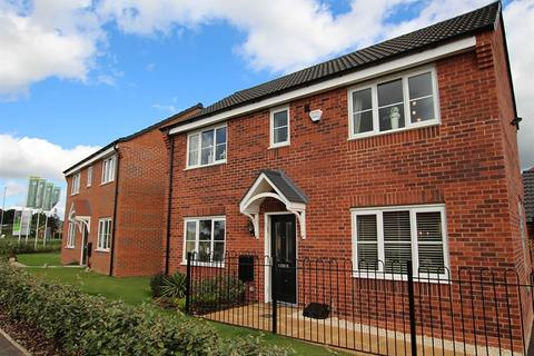 3 bedroom detached house for sale - Plot 65, The Clayton at Appleyard Park, Fleckney Road LE8
