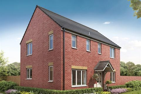 3 bedroom detached house for sale - Plot 71, The Clayton Corner  at Appleyard Park, Fleckney Road LE8