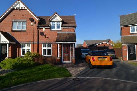 2 bedroom semi-detached house to rent - Hawarde Close, Newton Le Willows