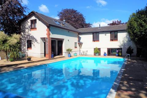4 bedroom detached house for sale - 3 Gwerneinon Road, Derwen Fawr, Swansea SA2 8EN