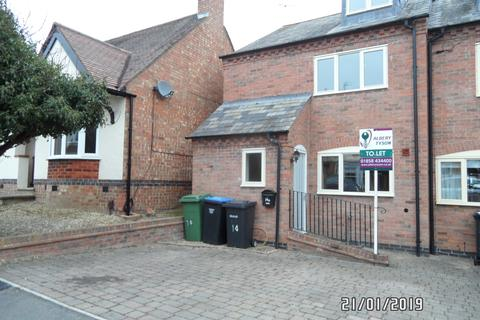3 bedroom townhouse to rent - Wartnaby Street, Market Harborough LE16