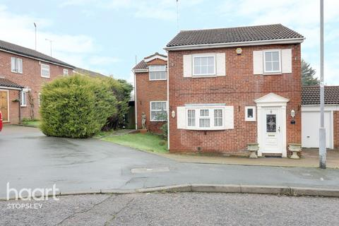 3 bedroom detached house for sale - Pinford Dell, Luton