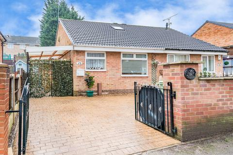 2 bedroom semi-detached bungalow for sale - Chestnut Avenue,Killamarsh