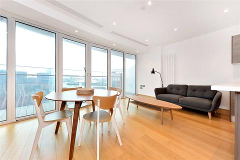 2 bedroom flat for sale - Arena Tower, 25 Crossharbour Plaza, Canary Wharf, London, E14