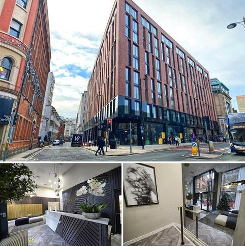 3 bedroom penthouse for sale - Transmission House, 11 Tib Street, Manchester, M4