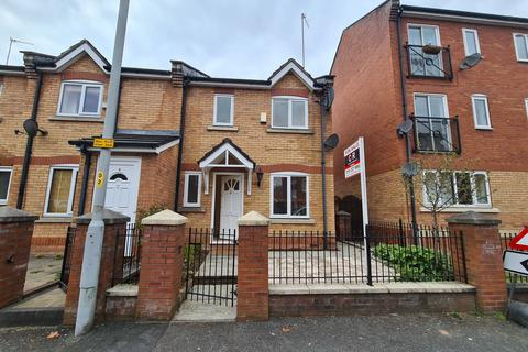 3 bedroom end of terrace house for sale - Nash Street, Hulme, Manchester, M15 5NZ