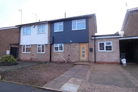 4 bedroom semi-detached house for sale - Walcot Drive, Great Barr