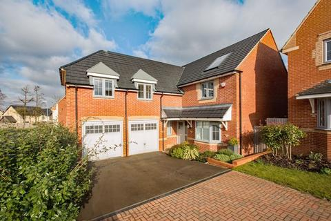 4 bedroom detached house for sale - Falcon Road, Corby
