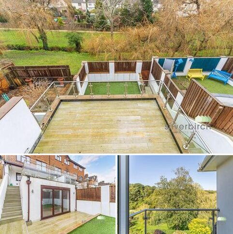 4 bedroom townhouse for sale - Surrey Road, Poole