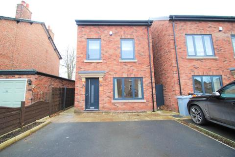 4 bedroom detached house to rent - South Oak Lane, Wilmslow