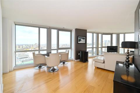 2 bedroom flat for sale - Ontario Tower, 4 Fairmont Avenue, Canary Wharf, London, E14