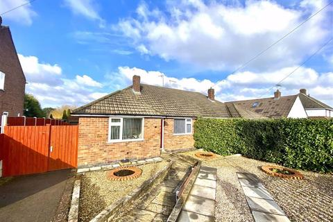 3 bedroom semi-detached bungalow for sale - The Meadway, Burbage
