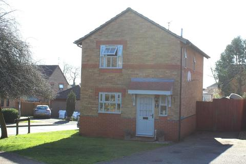 3 bedroom detached house for sale - GROUND FLOOR EXTENDED Neuville Way, Desborough, Kettering