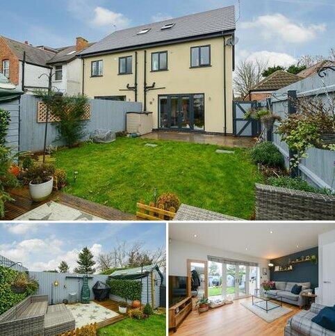 3 bedroom townhouse for sale - Carnarvon Grove, Gedling, Nottingham NG4 3HF