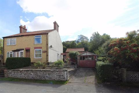 2 bedroom semi-detached house for sale - Back Street, Langtoft, Langtoft Driffield, East Yorkshire