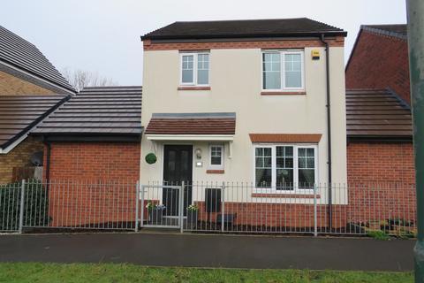 3 bedroom link detached house for sale - St Martins Close, Bacons End, Birmingham, B36