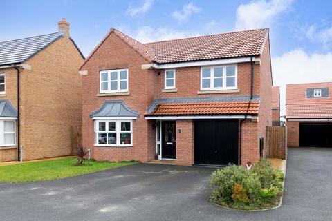 4 bedroom detached house for sale - Tentor Street, Pocklington