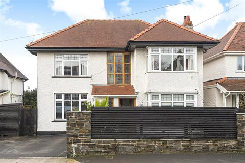 5 bedroom detached house for sale - Caswell Avenue, Caswell, Swansea