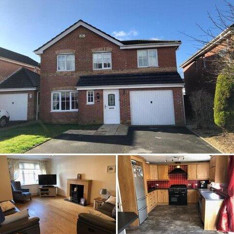 5 bedroom detached house for sale - Cae Melyn, Llangyfelach, Swansea