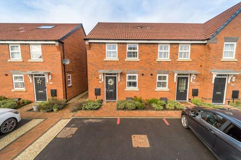 2 bedroom end of terrace house for sale - 8, Hughes Road, Baggeridge Village, Dudley, South Staffordshire, DY3