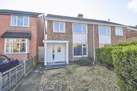 3 bedroom semi-detached house to rent - Featherstone Drive, Burbage