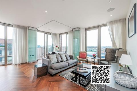 2 bedroom flat for sale - Capital Building, Embassy Gardens, 8 New Union Square, Nine Elms, London, SW11