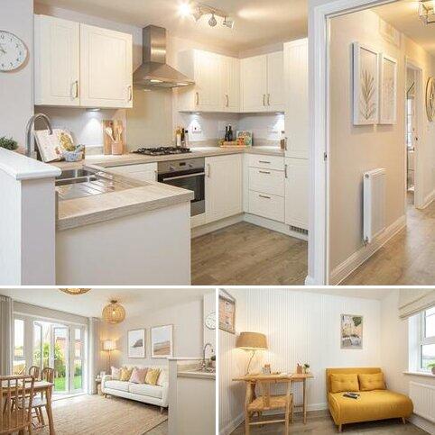 4 bedroom terraced house for sale - Plot 365, Kingsville at Ladden Garden Village, Off Leechpool Way, North Yate, BRISTOL BS37