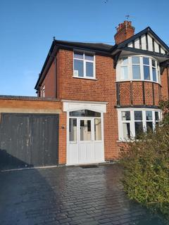 3 bedroom semi-detached house to rent - Narborough Road South, Leicester