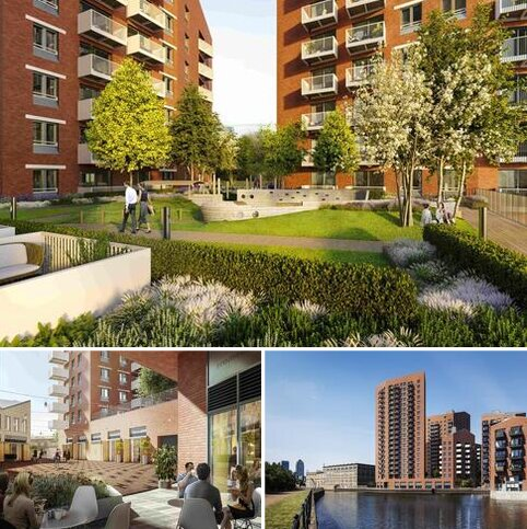 2 bedroom apartment for sale - 2 Bedroom Apartment at Three Waters SO, 20 Gillender Street, Poplar E3