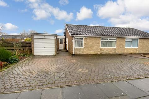 2 bedroom bungalow for sale - Ganton Avenue, Cramlington, Northumberland, NE23 6EL