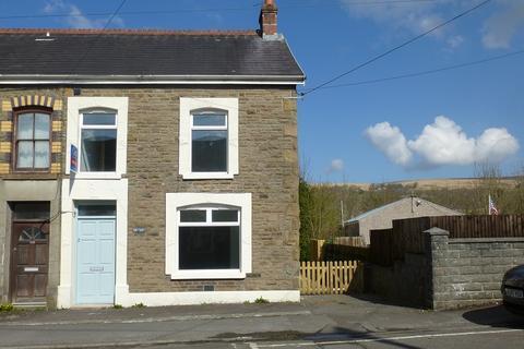 4 bedroom end of terrace house for sale - Cwmamman Road, Glanamman, Ammanford, Carmarthenshire.