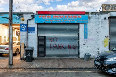 Garage for sale - High Road Leytonstone, London. E11