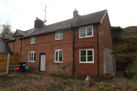 2 bedroom semi-detached house for sale - Gro Cottages, Revel, Berriew, Welshpool, SY21