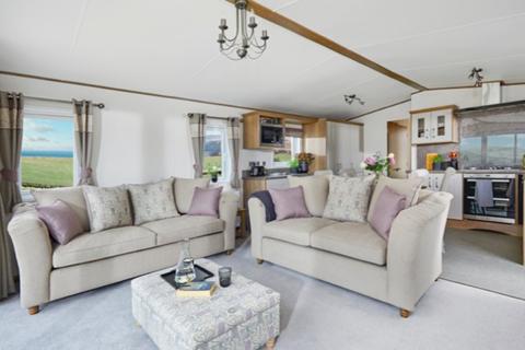 2 bedroom static caravan for sale - Glendevon Perthshire