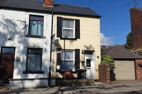 2 bedroom end of terrace house to rent - Green Lane, DRONFIELD, S18