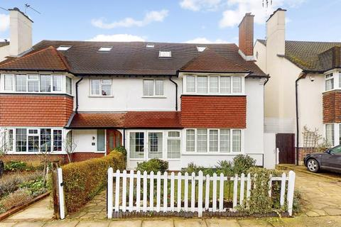 5 bedroom semi-detached house to rent - Rothesay Avenue, TW10