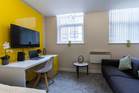 Studio to rent - Millstone Place, Millstone Lane, Leicester, LE1