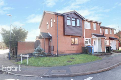 2 bedroom semi-detached house for sale - Rymill Drive, Oakwood