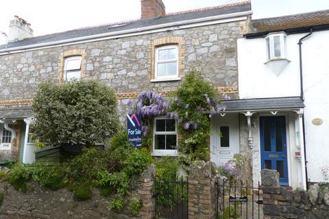 2 bedroom cottage for sale - Wesley Terrace, East Street, Ipplepen